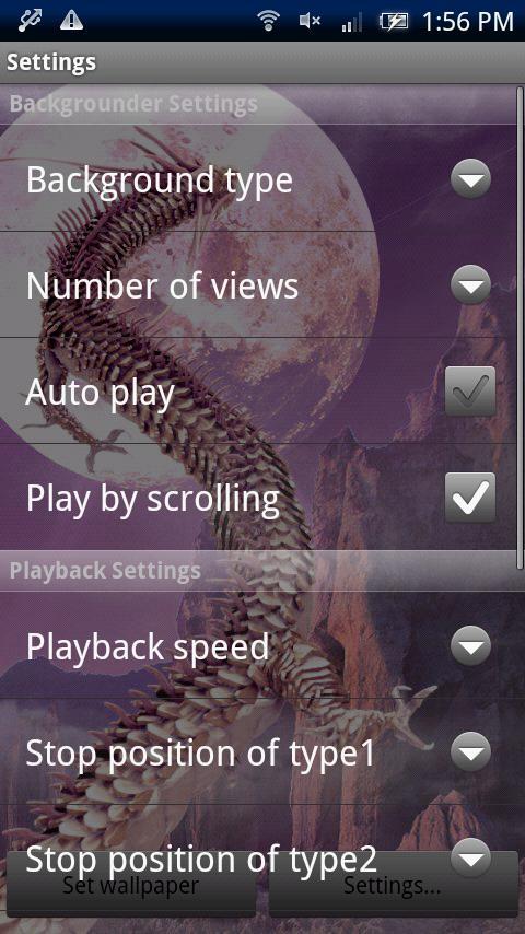 Moon Dragon Fullmoon- screenshot