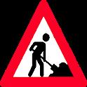Danske Vejskilte icon