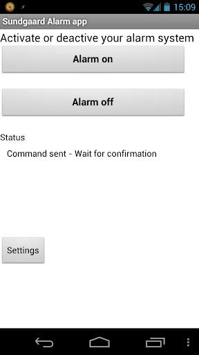 GSM Alarm SMS Remote