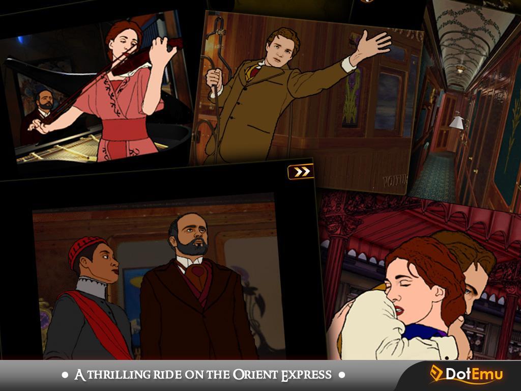 The Last Express screenshot #5