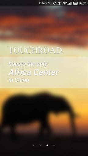 Touchroad