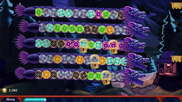 Screenshot of Dragon Portals