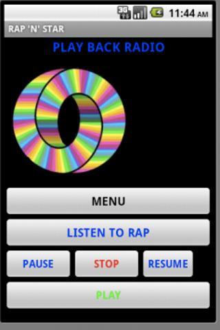 Rap 'N' Star- screenshot