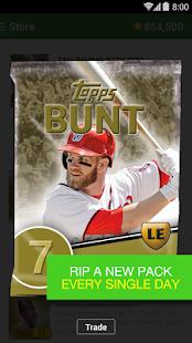 Topps BUNT - screenshot thumbnail
