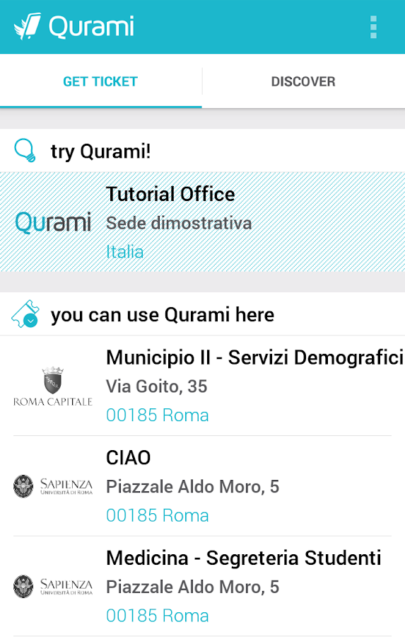 Qurami - screenshot