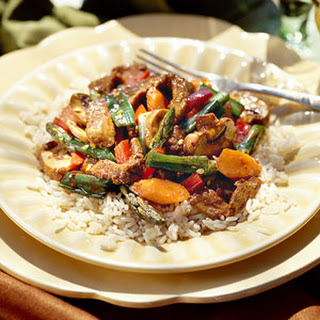 Beef-and-Vegetable Stir-Fry.