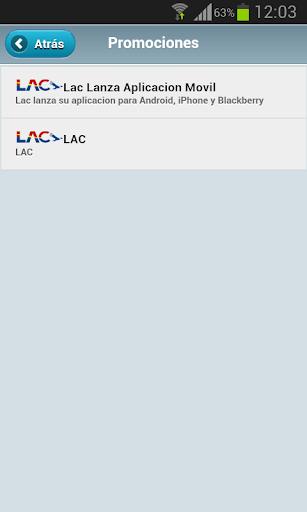 玩旅遊App|LAC Linea Aerea Cuencana免費|APP試玩