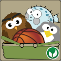 Traveling with a Basket – Game logo