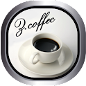 Z.CoffeeW Theme GO Launcher EX logo