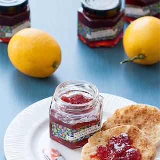 Strawberry & Meyer Lemon Marmalade