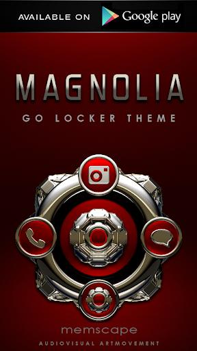 玩個人化App|Next Launcher Theme Magnolia免費|APP試玩