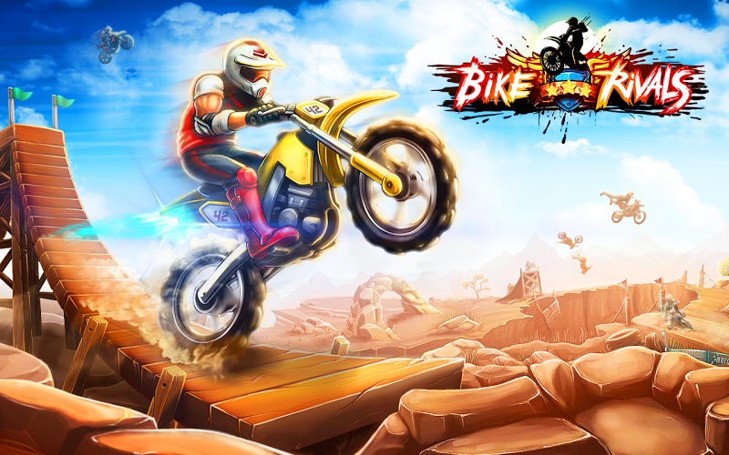 Bike Rivals v1.5.1 Mod APK