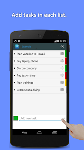 Task List (Pro) & To-Do List screenshot 1