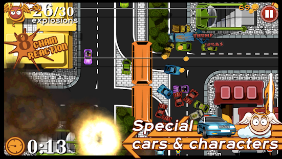 Bad Traffic - screenshot thumbnail