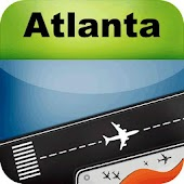 Atlanta Airport (ATL) Radar Flight Tracker