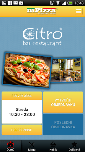 Citro bar - restaurant