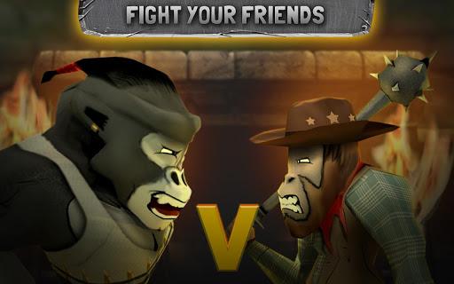 Battle Monkeys Multiplayer 1.4.2 screenshots 6
