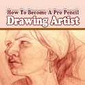 How To Become Drawing Artist logo
