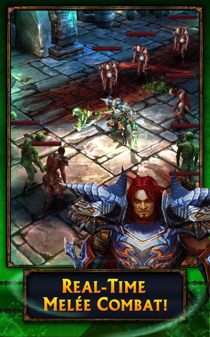 ETERNITY WARRIORS 2 screenshot #5