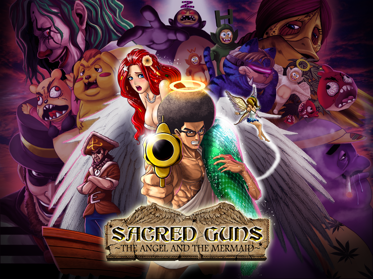 Sacred Guns - screenshot