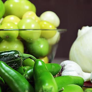 Tomatillo Verde Sauce