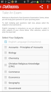 JAMB CBT Past Questions - screenshot thumbnail