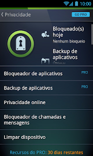 Antivírus - Limpador de Virus - screenshot thumbnail