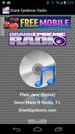 Drank Epidemic Radio