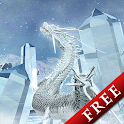 White Dragon Free logo