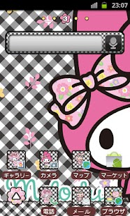 SANRIO CHARACTERS Theme5- screenshot thumbnail