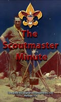 Screenshot of The Scoutmaster Minute