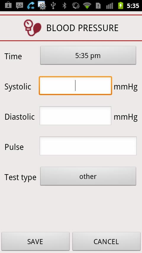 bpresso.com - Blood Pressure - screenshot