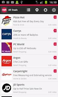 NetVoucherCodes Vouchers- screenshot thumbnail