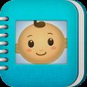 Kidfolio Baby Tracker & Book logo