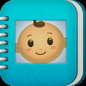 Kidfolio Baby Tracker & Book
