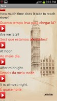 Screenshot of Speak English Easily_Portugues