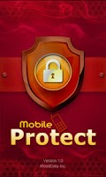 Screenshot of MobileProtect