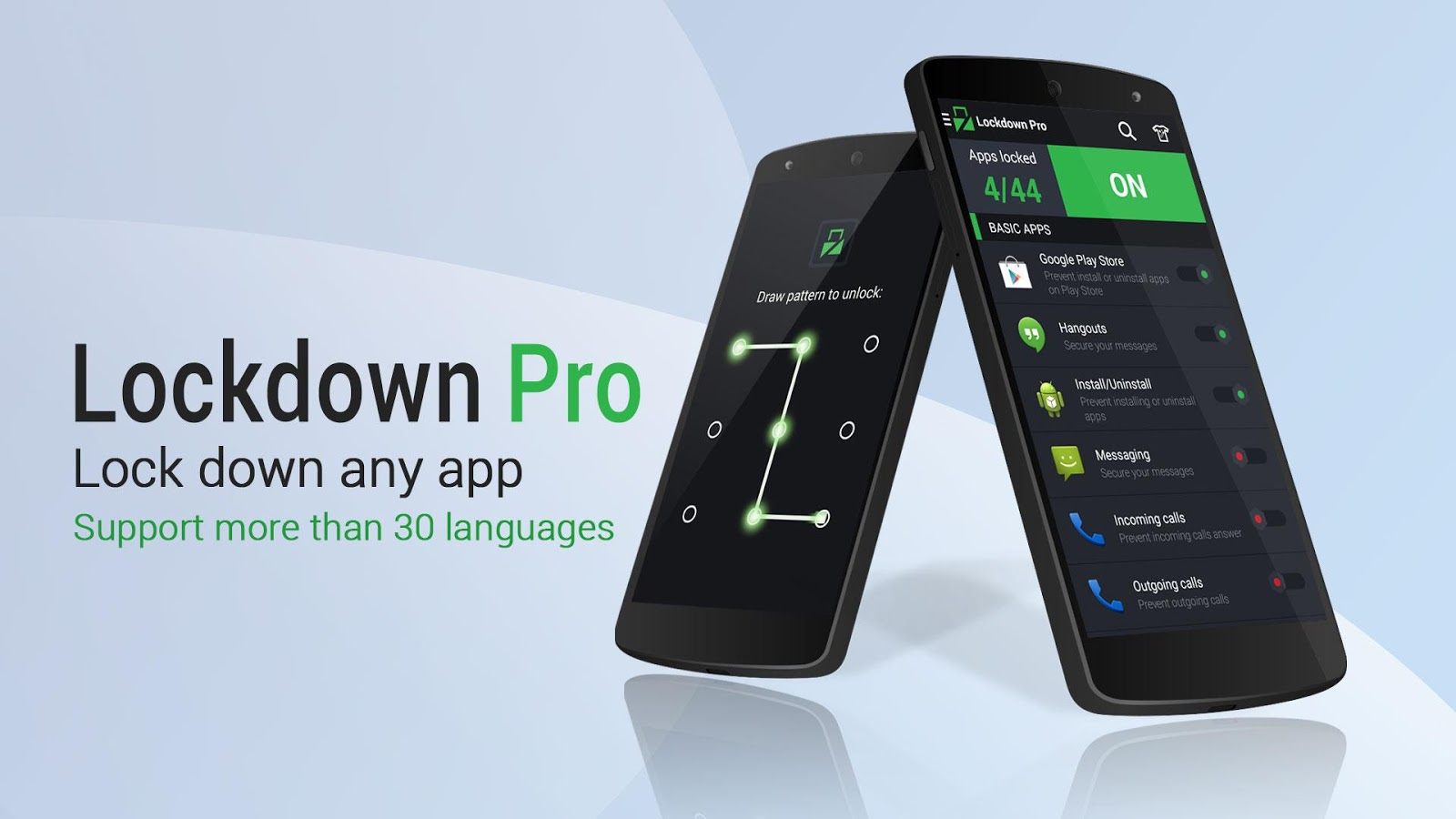 Lockdown Pro - App Lock - screenshot