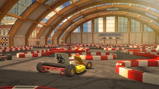 【免費賽車遊戲App】Go Kart Parking & Racing Game-APP點子
