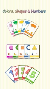 Baby Learning Card- screenshot thumbnail