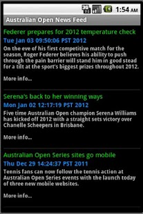 Tennis GrandSlam Champs Lite - screenshot thumbnail