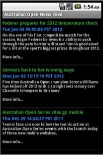 Tennis GrandSlam Champs Lite - screenshot thumbnail
