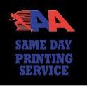 AA Printing Service logo