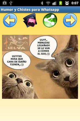 Humor y Chistes para Whatsapp - screenshot