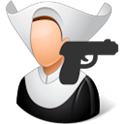 Nun Attack Run and Gun Cheats icon