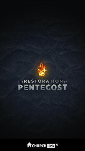 Restoration of Pentecost
