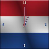 Netherlands Clock
