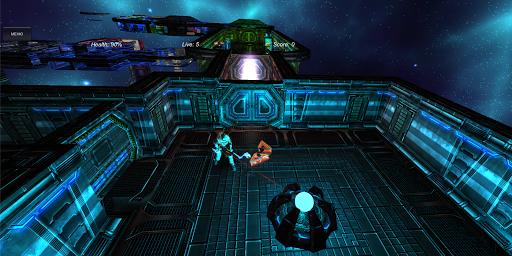 ロボットの3D:銀河トゥルーパーズ