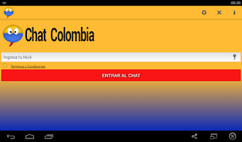 chat colombia version 2