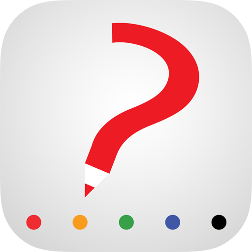 Who Can't Draw - Party game! LOGO-APP點子